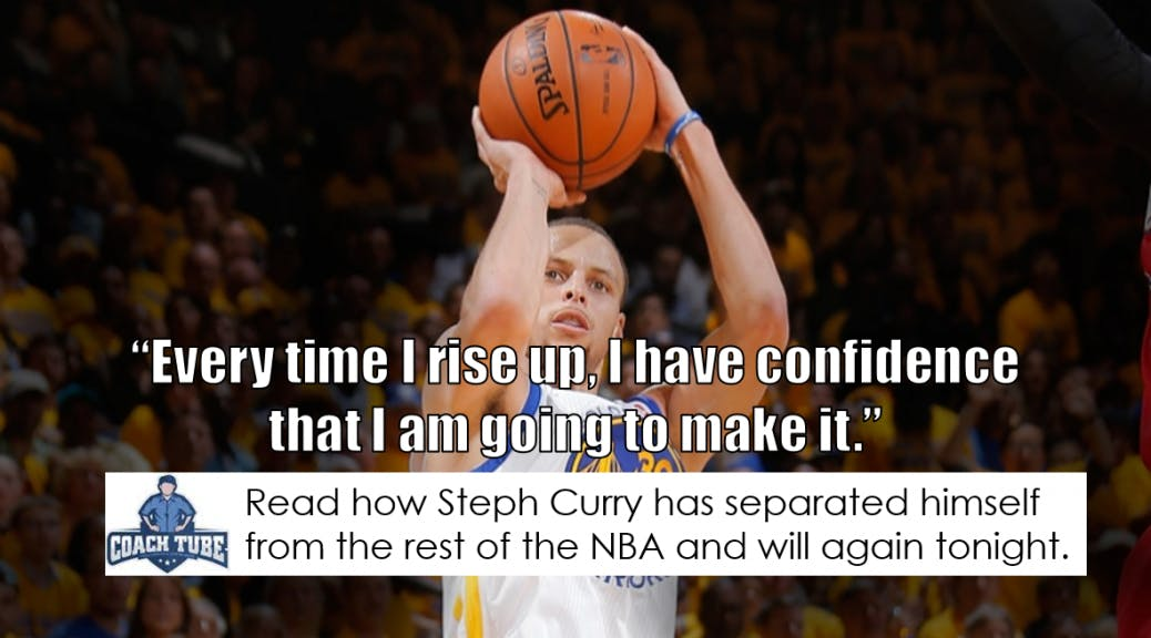 3 Reasons Steph Curry Has Separated Himself in the NBA