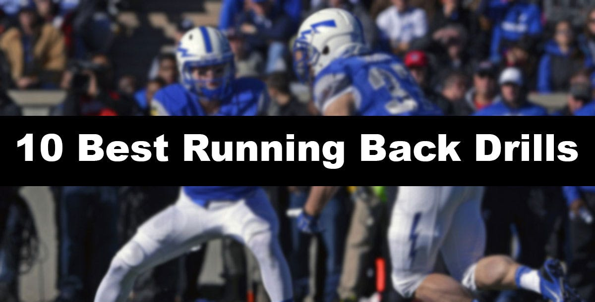 Ten Best Running Back Drills