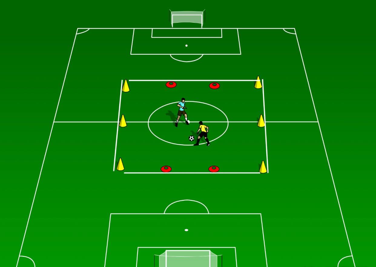 10 best soccer dribbling drills coachtube blog 10 best soccer dribbling drills