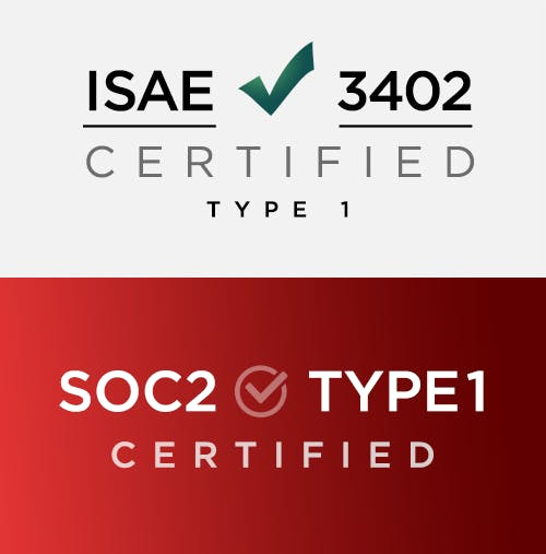 Cobase receives ISAE 3402 Type I and SOC2 certification