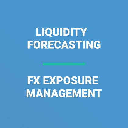 New modules for Liquidity Forecasting and FX Exposure Management