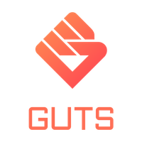 Guts Tickets logo