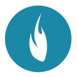 Burning Reel logo