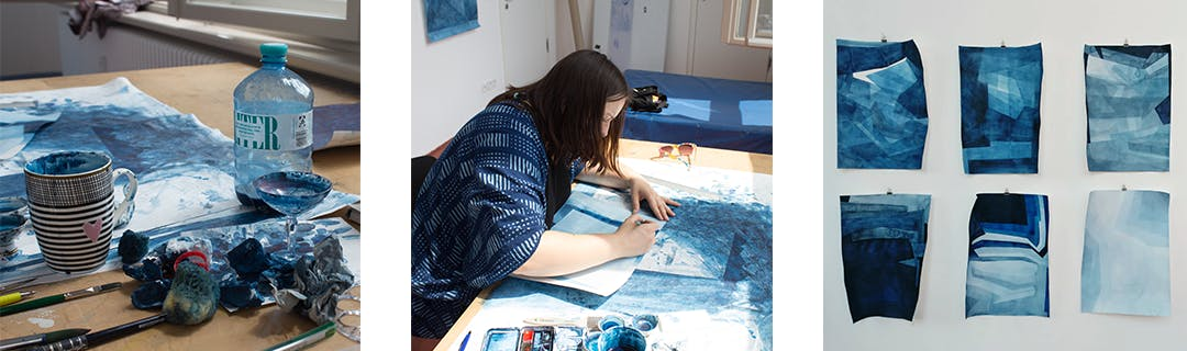 Artist-Residency-Berlin-coGallery-Studio-Artwork-Ella Becker