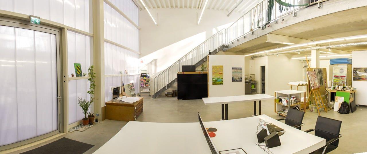 artist in residency berlin with coGalleries