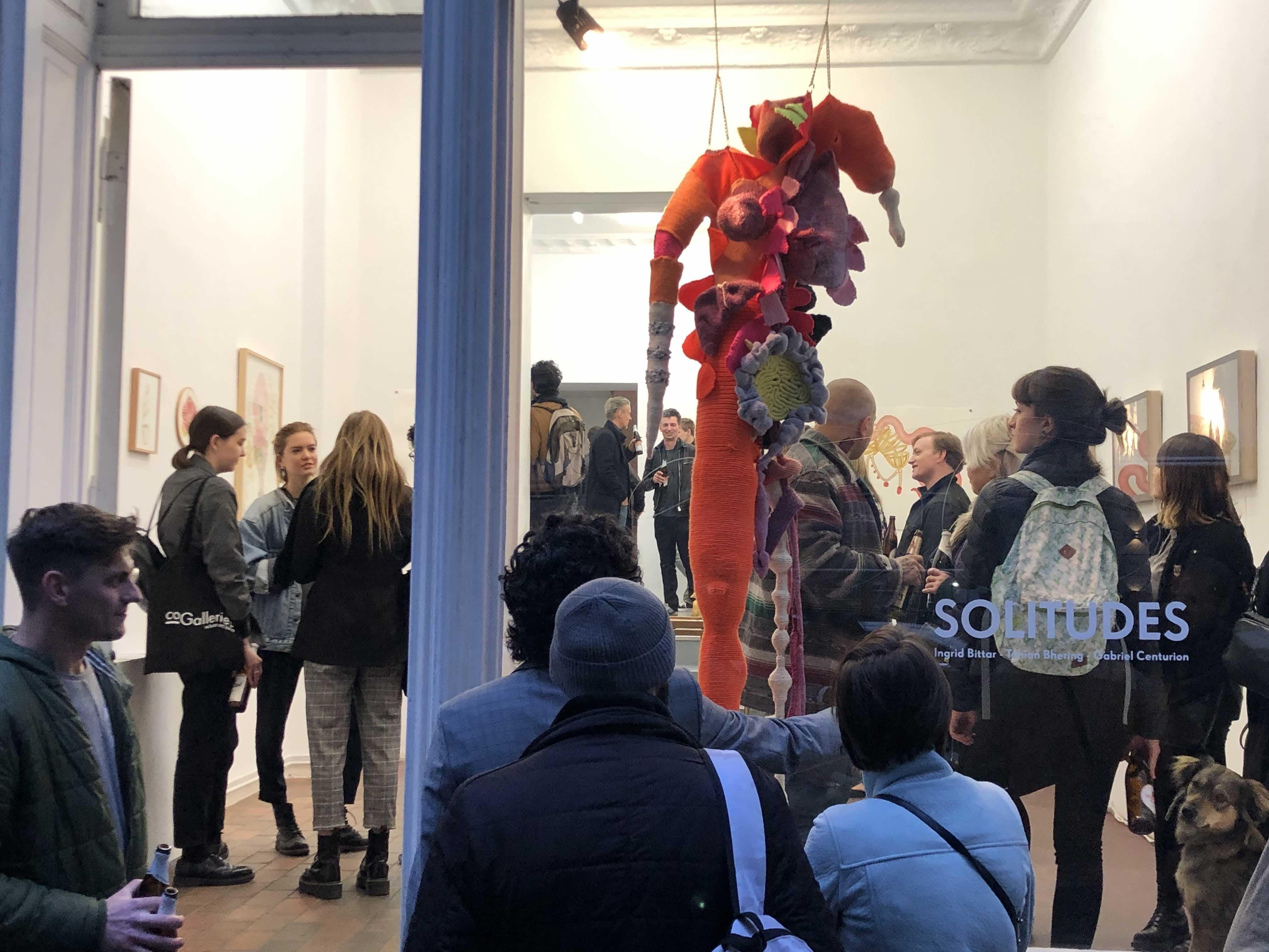 Solitudes Art Gallery Berlin coGalleries