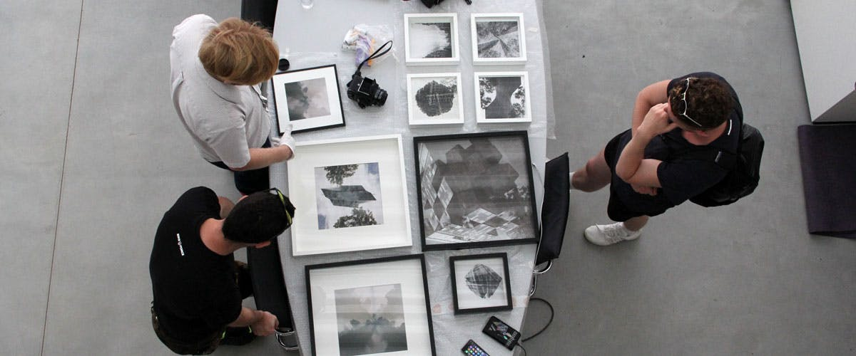 coGalleries Artist Residency Berlin Studio Visit Robin Resch Fine Art Photography Berlin 1200x500<br />