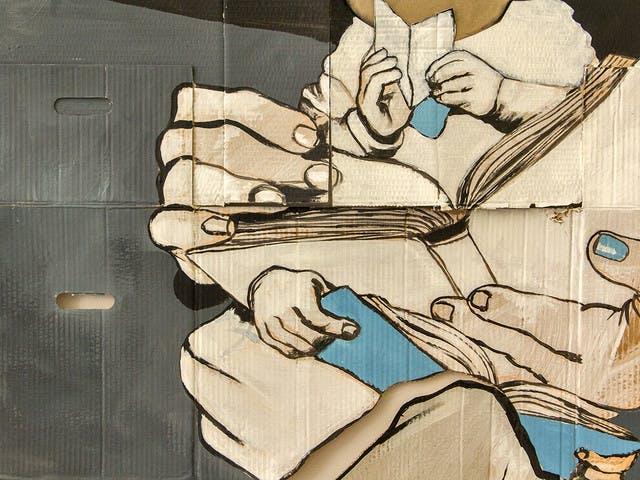 Street Artist from Israel - Latzi