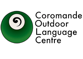 Coromandel Outdoor Language Centre Logo