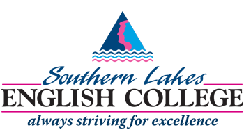 Southern Lakes English College Logo
