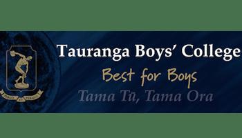 Tauranga Boys College Logo