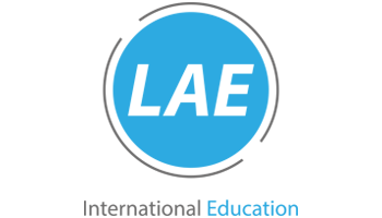 LAE International Education Logo