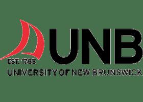 University of New Brunswick Logo