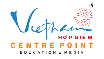 Vietnam Centre Point Education and Media Logo