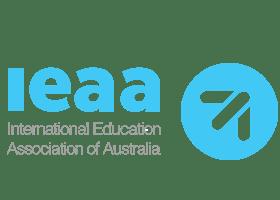 international education association of australia logo