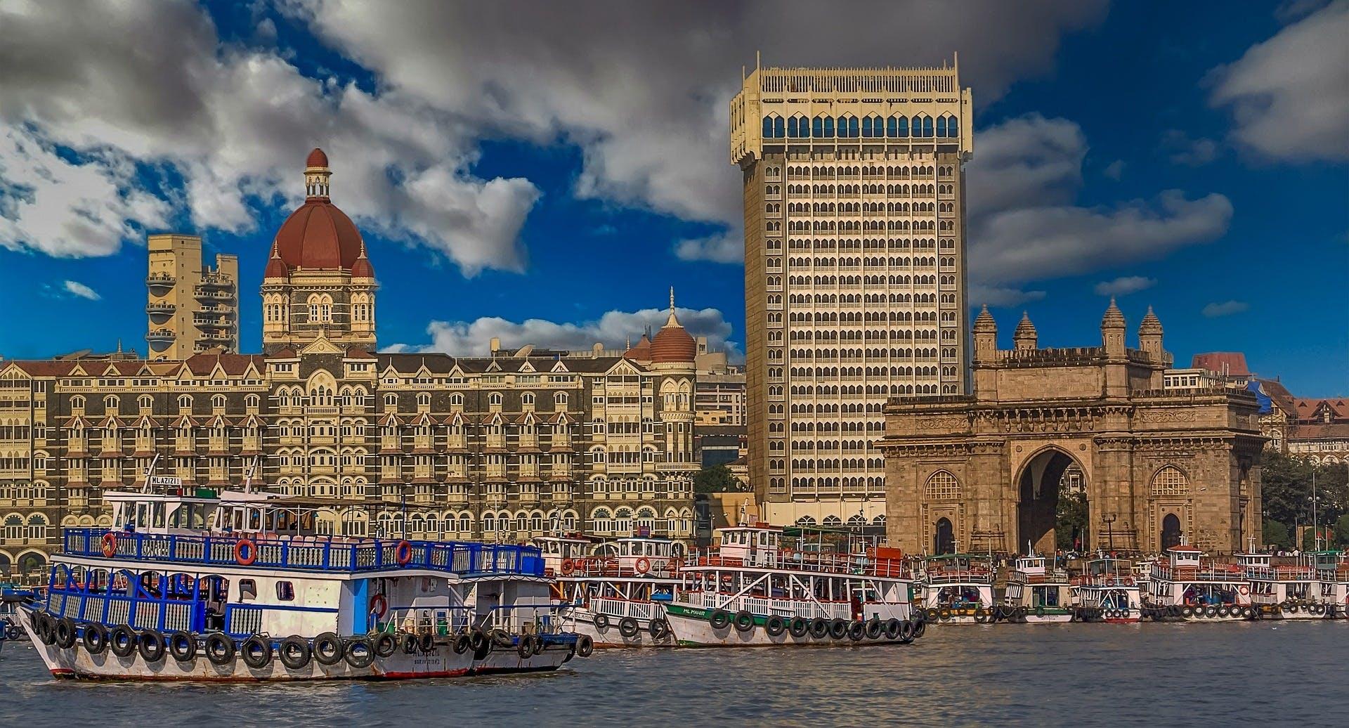 Mumbai, Photo from Pixabay