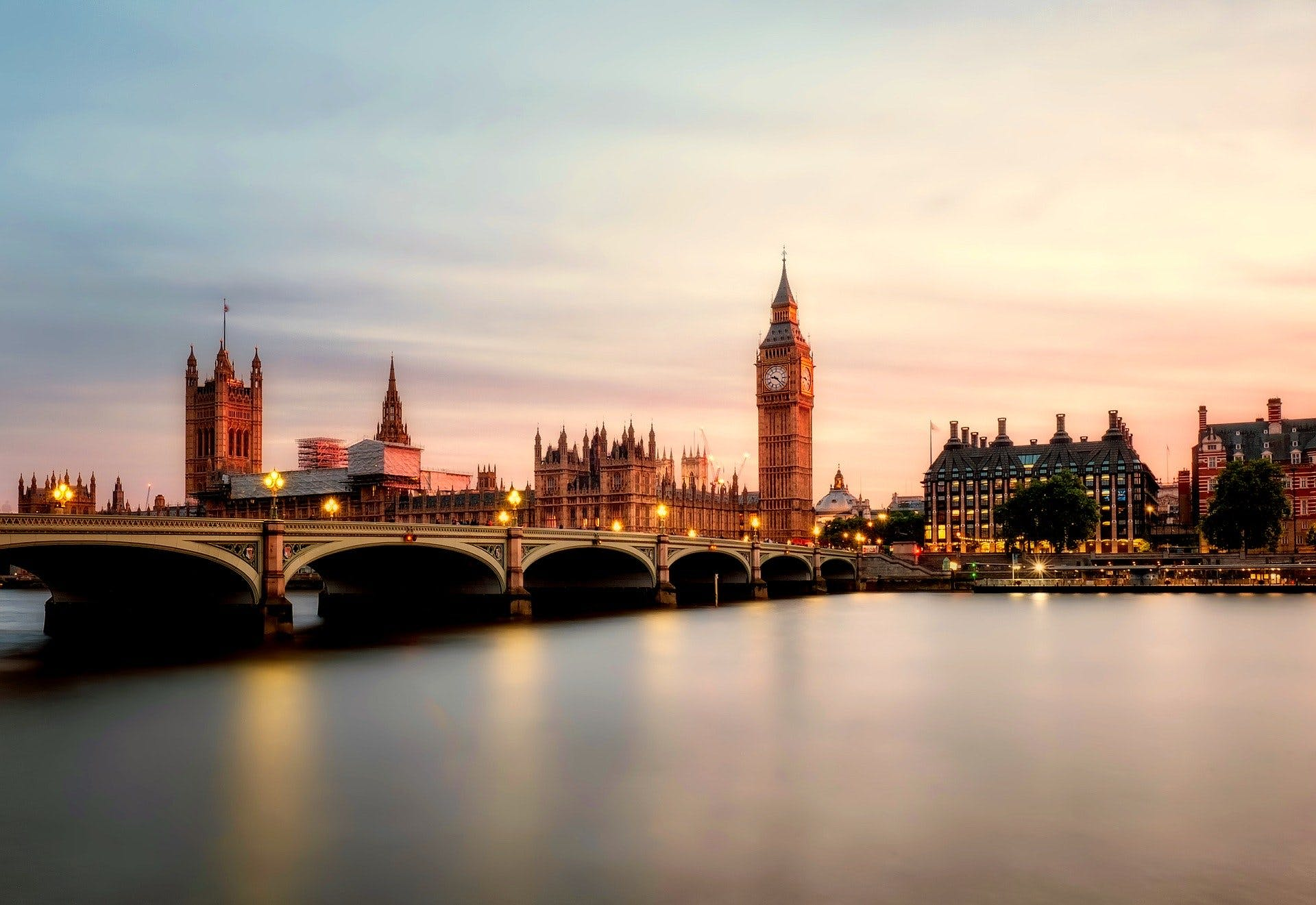 London, photo by Pixabay