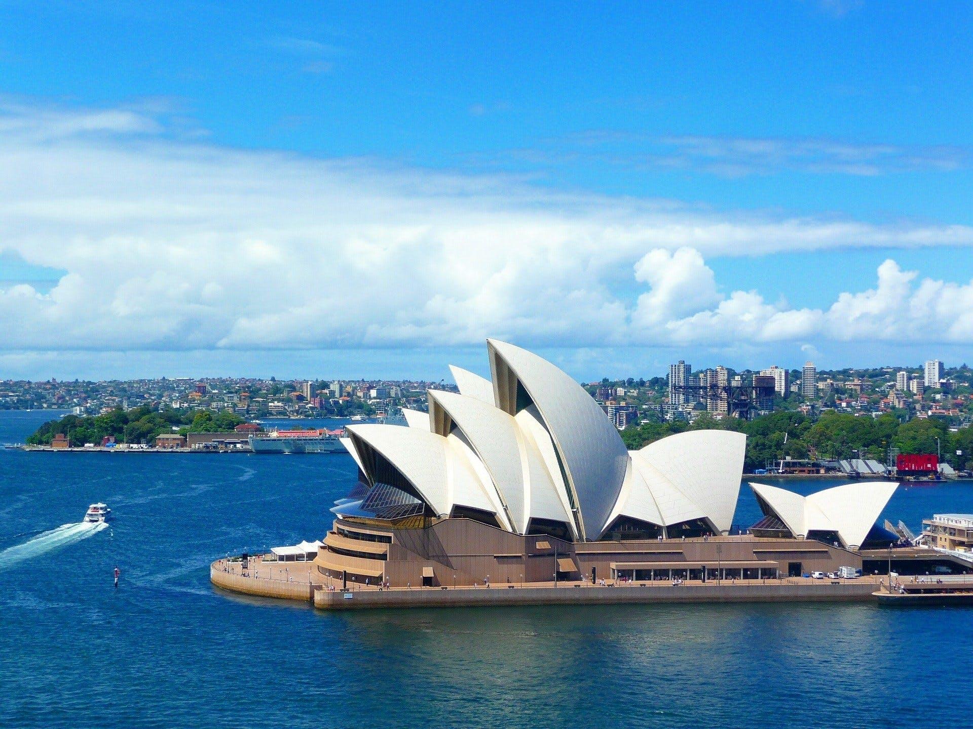 Sydney, photo by Pixabay
