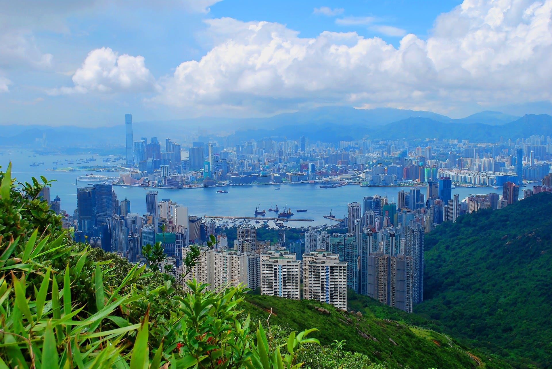 Hong Kong, photo by Pixabay