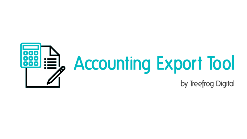 Accounting Export Tool