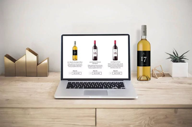 Selling Wine DTC through an online store
