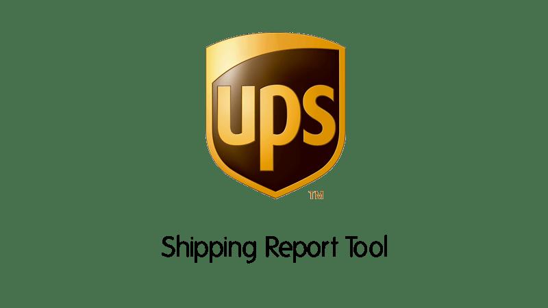 UPS Shipping Tool