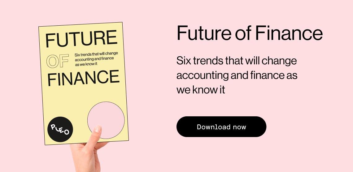 Future of Finance banner
