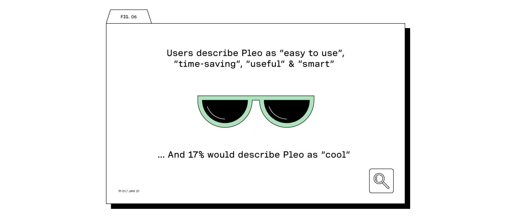 Easy to use, time-saving, useful, smart AND cool