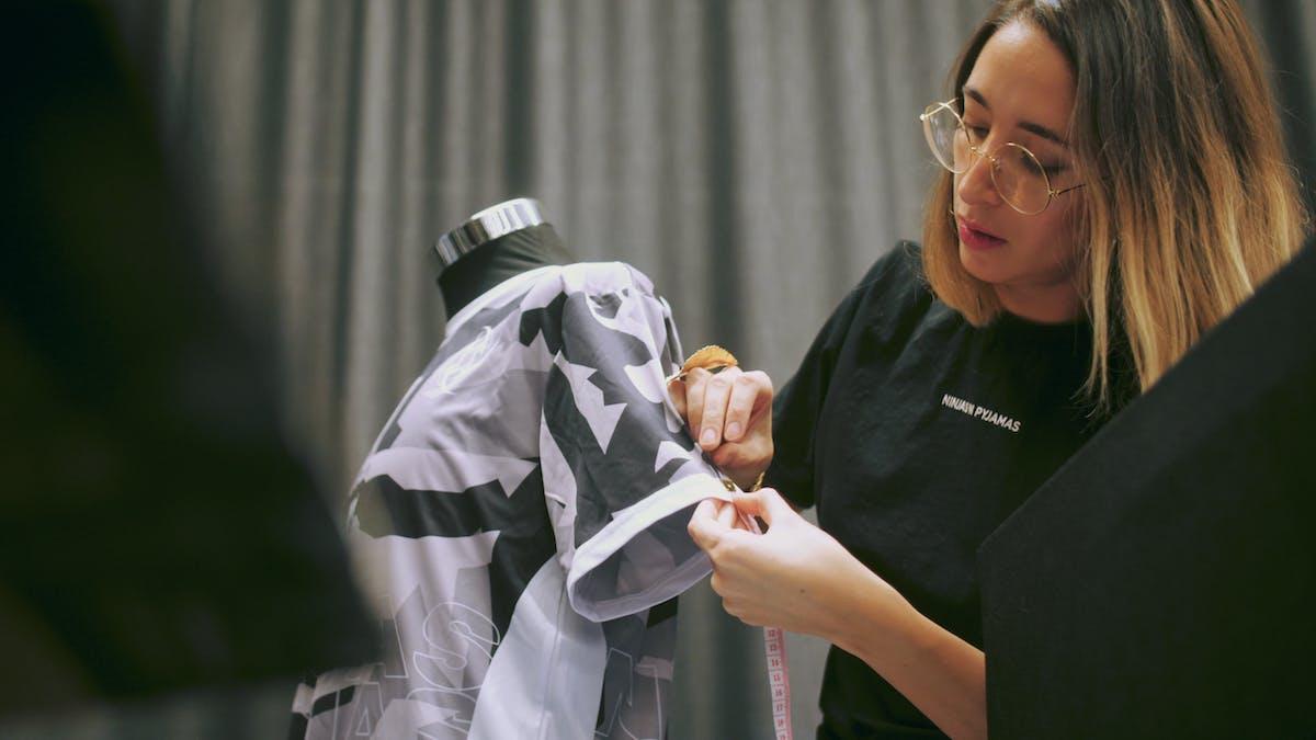 Pleo användare på NiP som fixar kläder