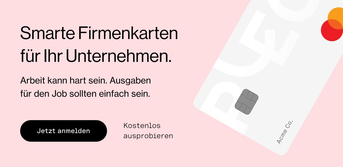 Smarte Kreditkarten für alle!
