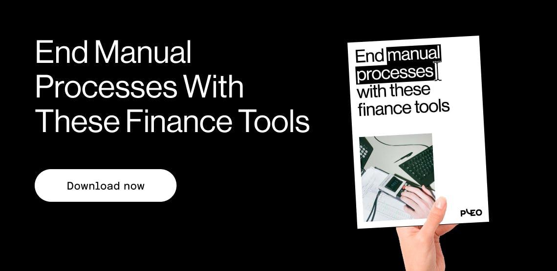 End manual processes CTA banner