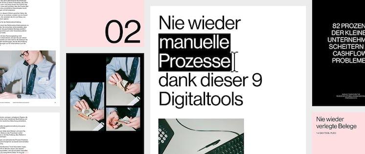 E-Book: Nie wieder manuelle Prozesse