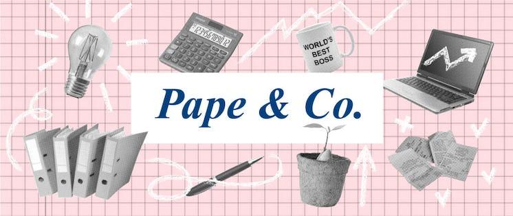Pape & Co im Interview zur Buchhaltung für Start-ups