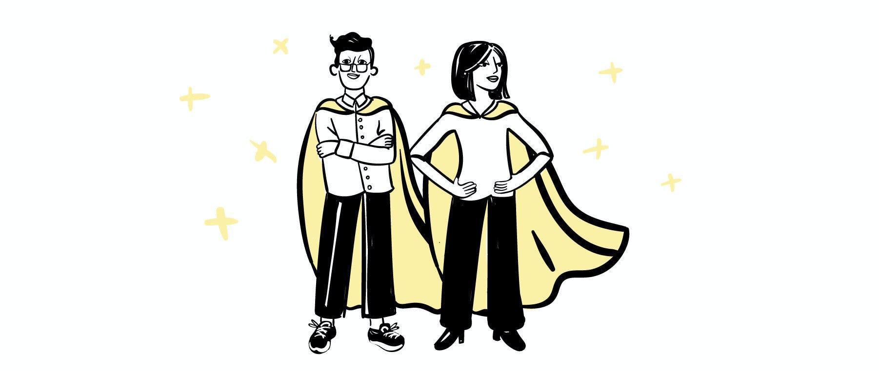 Steuerberater = Superhelden