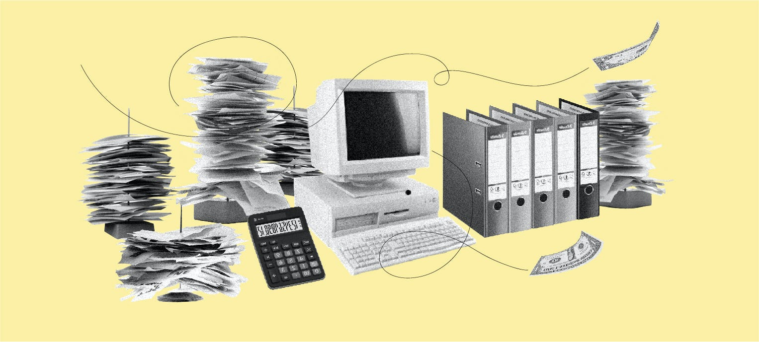 The true cost of manual expense management