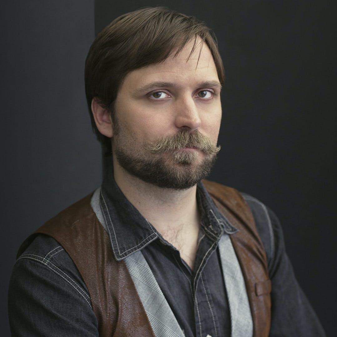 Kyle McCarley, voice actor and director, uses ConnectionOpen