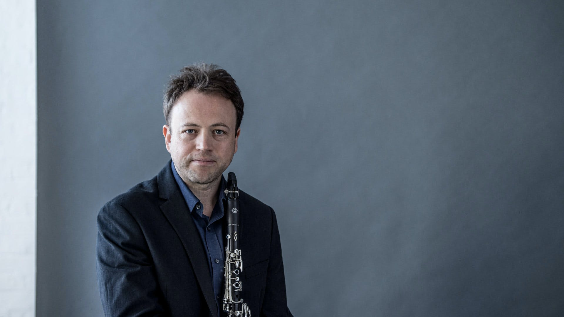 Barnaby Robson, Professor of clarinet, Royal College of Music, London