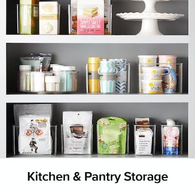 Kitchen & Pantry Storage