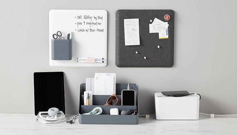 Workspace & Desk Organization Ideas
