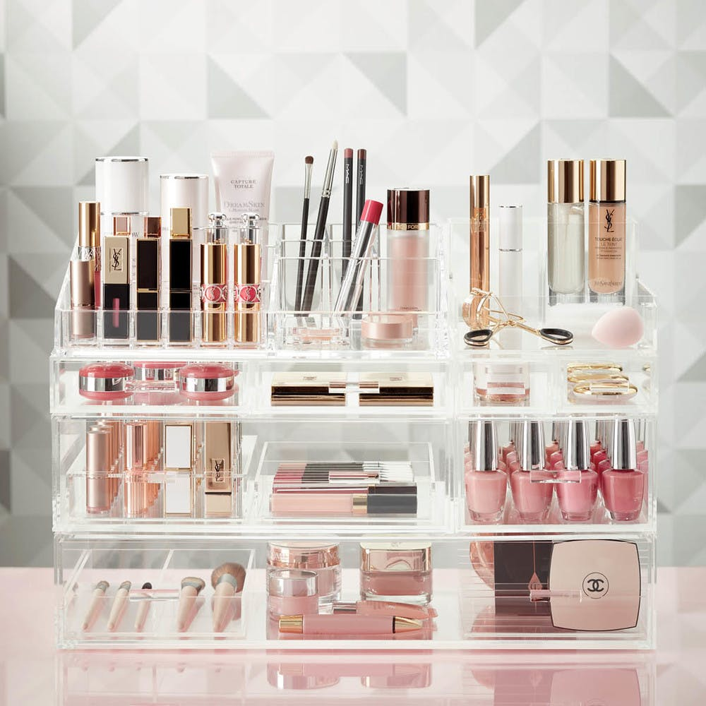 Organize Your Entire Makeup Collection