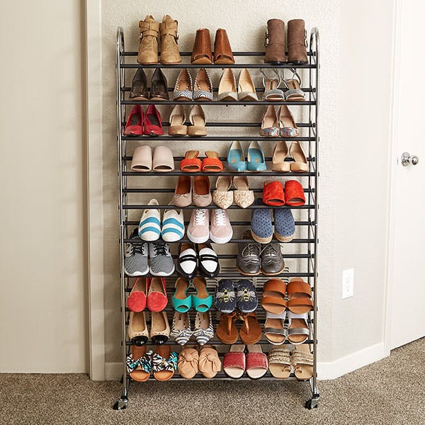 How To Organize Shoes Shoe Organization Ideas The Container Store