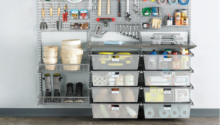 Garage Storage Organization Ideas The Container