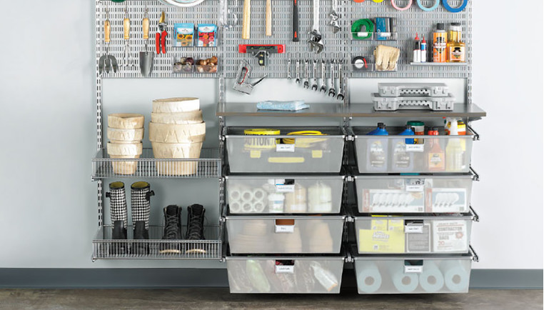 Garage Storage & Organization Ideas