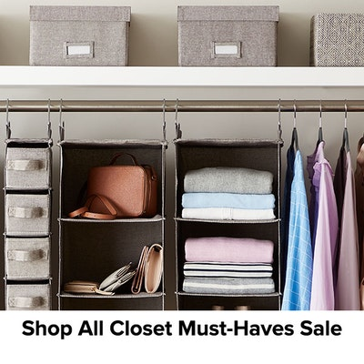 Shop All Closet Must-Haves Sale
