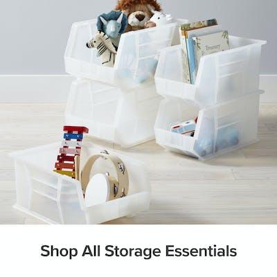 Shop All Storage Essentials
