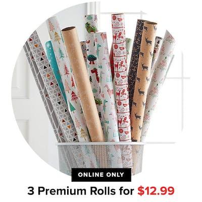 Premium Rolls