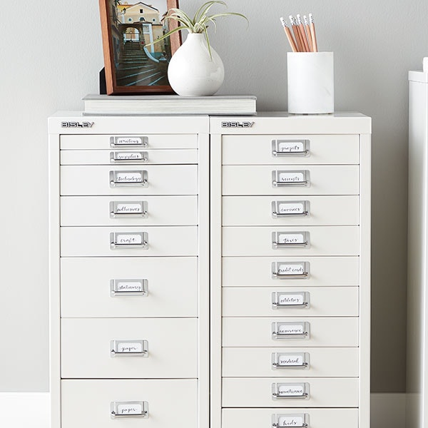 25% off Bisley File Cabinets