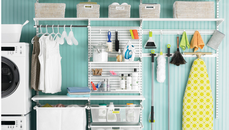 Laundry Room Organization Ideas The Container Store