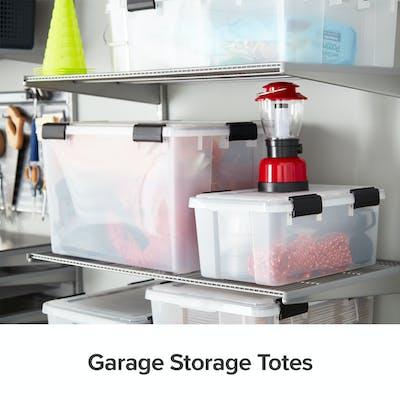 Garage Storage Totes