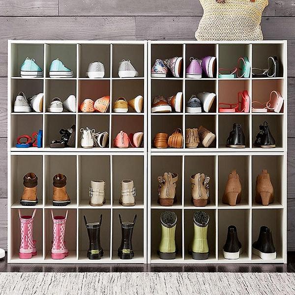 40-Pair Shoe Organizer Solution